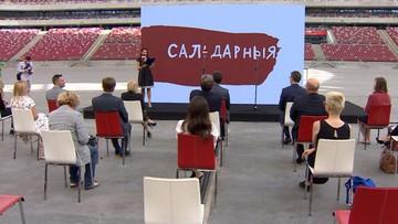 Solidarność z Białorusią na PGE Narodowym. Specjalny koncert w Telewizji Polsat
