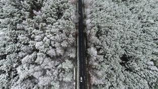 29.11.2020 00:00 Pierwszy śnieg