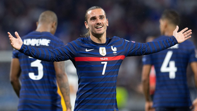 Liga Narodów: Belgia - Francja. Relacja na żywo