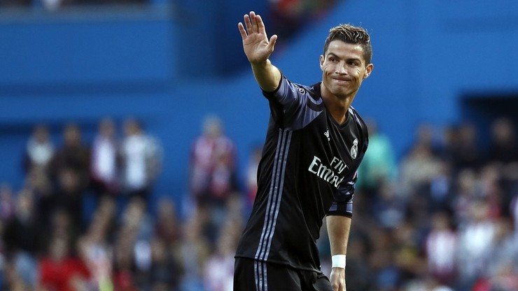 Ronaldo oszukał fiskusa na osiem mln euro
