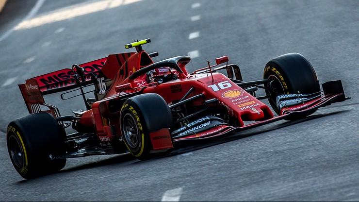 GP Azerbejdżanu: Kraksa Leclerca w tym samym miejscu co Kubicy