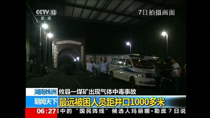 Wyciek gazu w chińskiej kopalni węgla. Nie żyje 18 górników