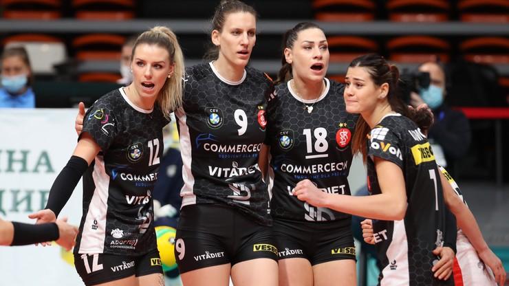 Liga Mistrzyń: Drugie zwycięstwo siatkarek ŁKS