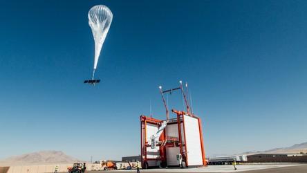 Mieszkańcy Kenii mogą już łączyć się z globalną siecią przez balony Loon
