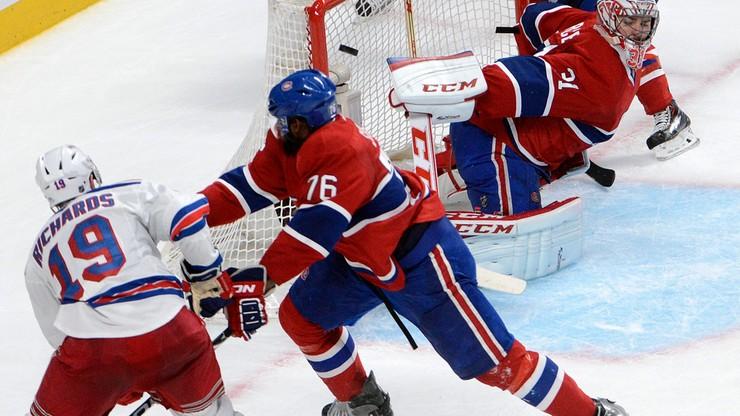 NHL: W bramce Blackhawks zagrał... księgowy