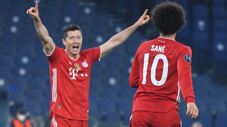 LM: DE-KLA-SA-CJA! Bayern i Lewandowski zburzyli Rzym
