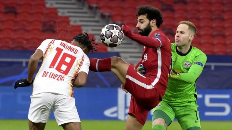 Liga Mistrzów: Liverpool FC - RB Lipsk. Skrót meczu (WIDEO)