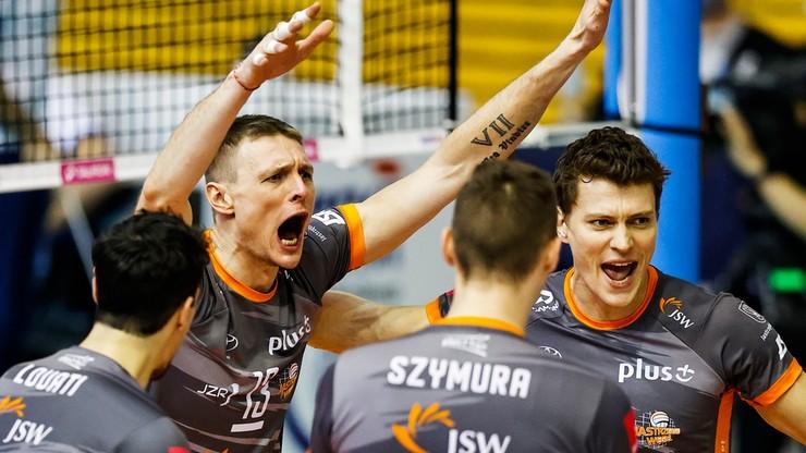PlusLiga: Zwycięstwo siatkarzy Jastrzębskiego Węgla w debiucie trenera Andrei Gardiniego