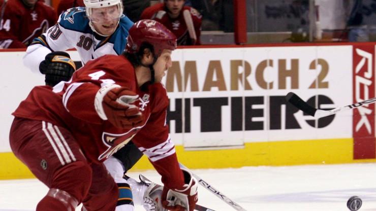 NHL: Szalona pogoń Arizona Coyotes i wygrana nad Anaheim Ducks