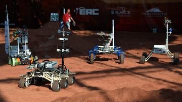 Studenci z Łodzi wygrali zawody łazików marsjańskich European Rover Challenge