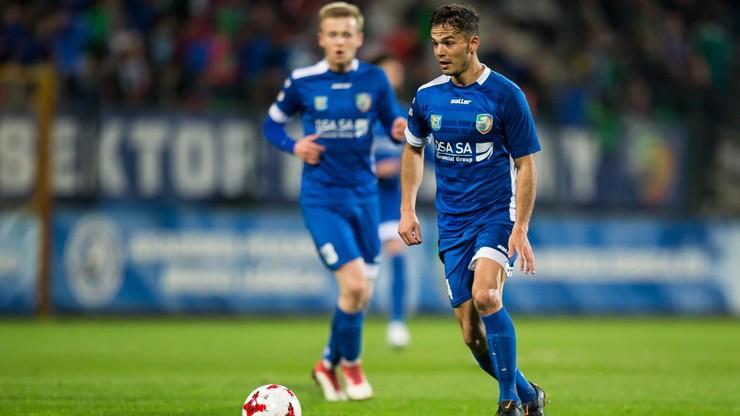 """Nice 1 Liga: Lider z """"czerwoną latarnią"""" w 28. kolejce. Transmisja w Polsacie Sport"""