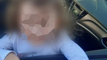 4-latka błąkała się po ulicy. Była bardzo spragniona