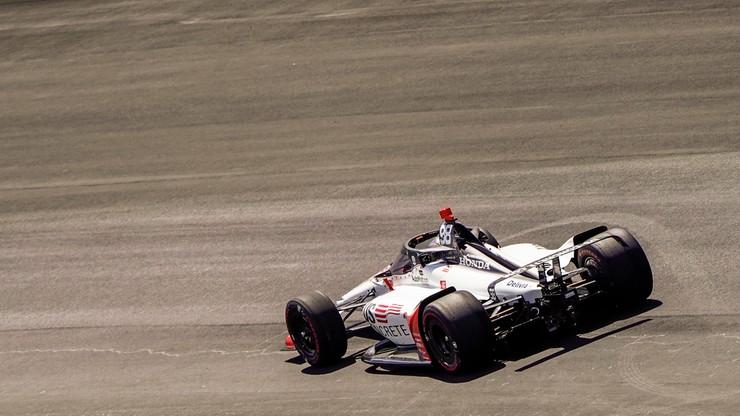 Indianapolis 500: Marco Andretti jedzie śladami dziadka