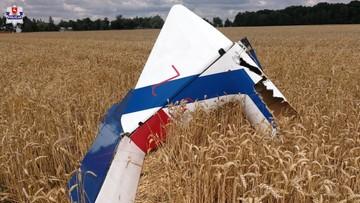 Lubelskie: zderzenie dwóch szybowców w czasie lotu. Pilotami byli 18-latkowie