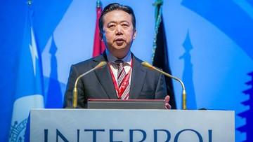 Były szef Interpolu jest podejrzany o korupcję