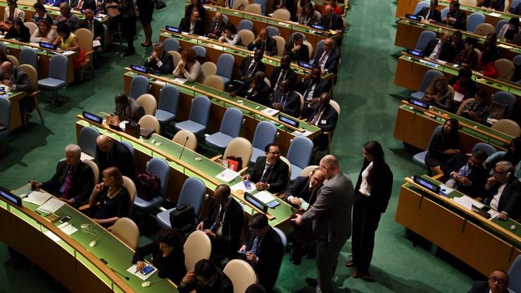 """Rada Bezpieczeństw ONZ rozszerzyła """"czarną listę"""" wobec Korei Płn."""
