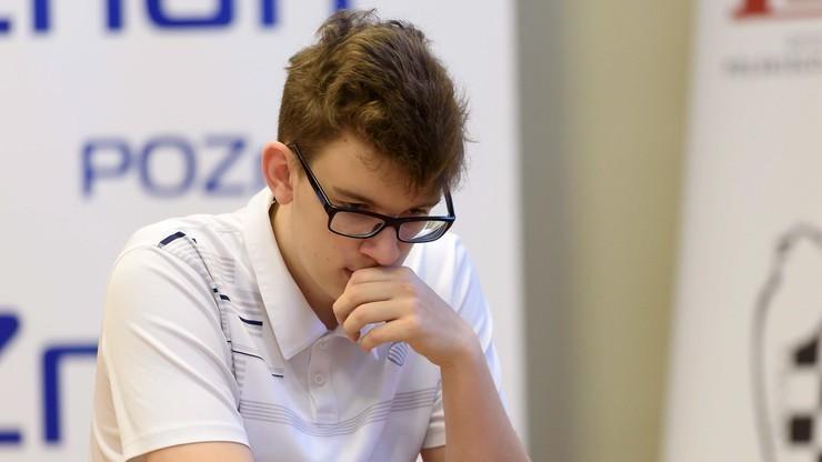 Turniej szachowy w Pradze: Duda i Wojtaszek w gronie najlepszych