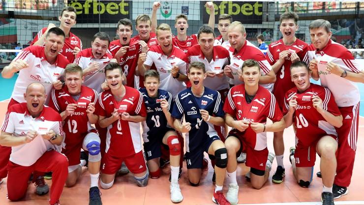 Francja ze złotem, historyczny medal polskich siatkarzy w ME U–17