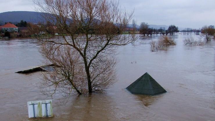 Minister Gróbarczyk polecił przegląd procedur dot. sytuacji powodziowych
