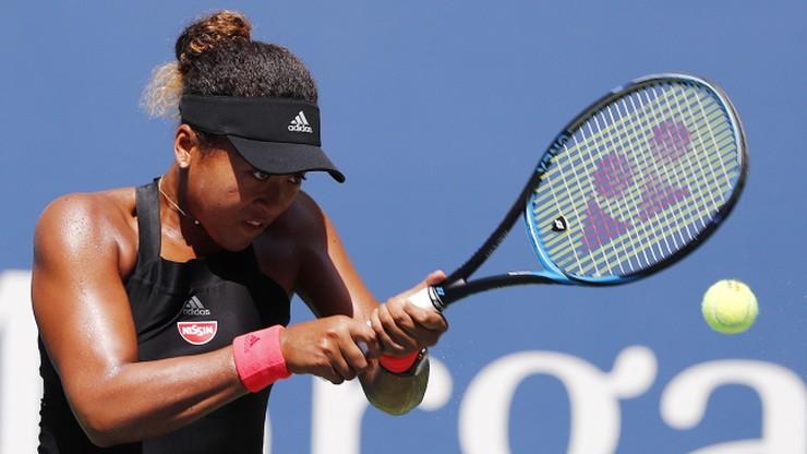 US Open: Pierwszy wielkoszlemowy półfinał Osaki