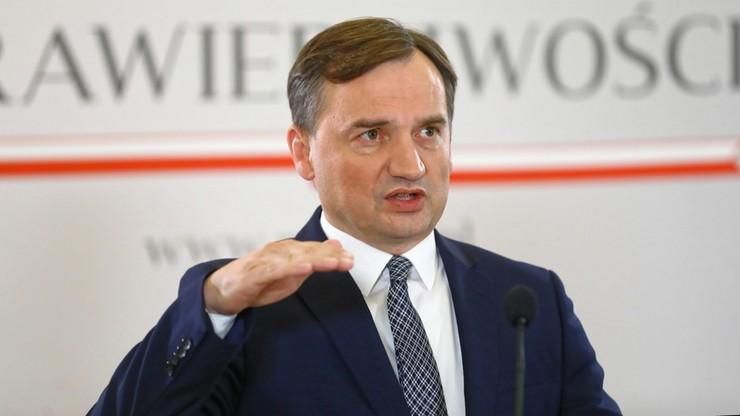Ziobro: złożyliśmy wniosek o wypowiedzenie konwencji stambulskiej