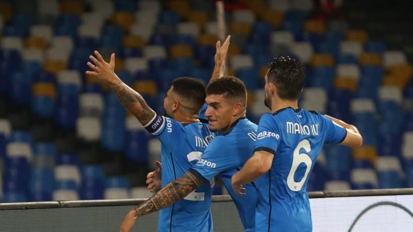 Serie A: Napoli wciąż nie do zatrzymania. Asysta Piotra Zielińskiego (WIDEO)