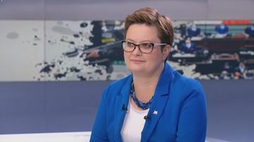 Lubnauer: żądamy dymisji ministra Ziobry i odwołania wiceministra Piebiaka