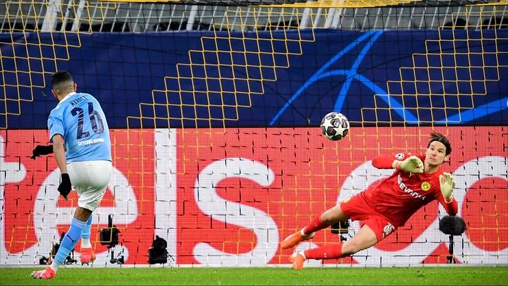 LM: Półfinał dla Manchesteru City! Borussia Dortmund zdominowana