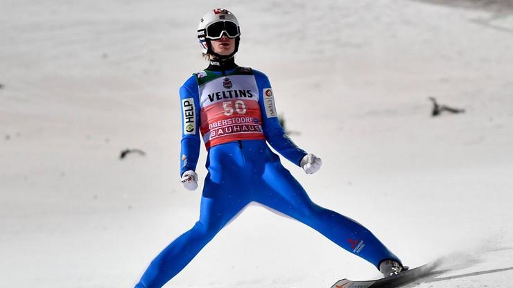 Turniej Czterech Skoczni: Marius Lindvik nie wystartował w kwalifikacjach w Garmisch-Partenkirchen