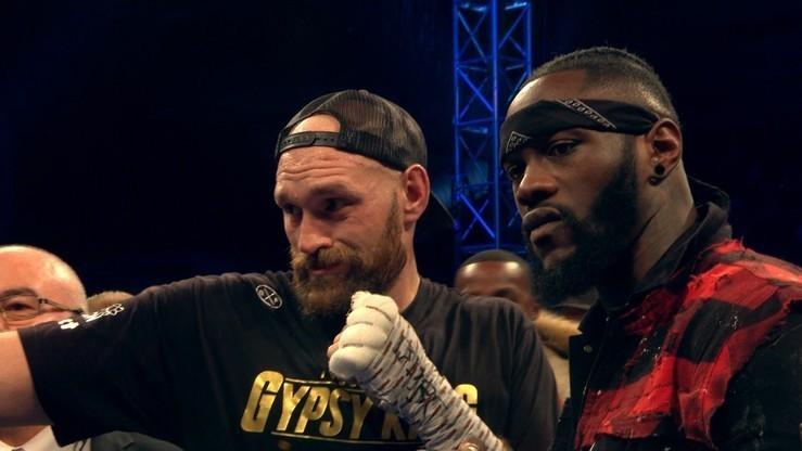 Wilder: Mogę wygrać z Tysonem Furym na punkty
