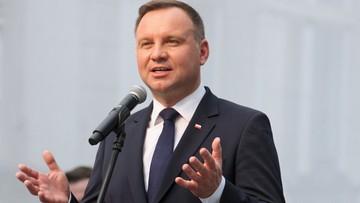 """""""Nie ma ani zwycięzców, ani pokonanych"""". Prezydent o decyzji protestujących w Sejmie"""