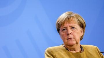 Merkel: unijni partnerzy Polski powinni odejść od konfrontacji
