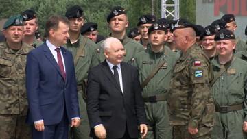 Polska kupuje 250 Abramsów. Kaczyński: to jest nasz obowiązek