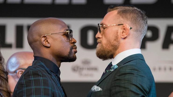 """Conor: """"Jak będę chciał, skończę go w pierwszej"""". Floyd: """"Zapamiętajcie te słowa: To nie potrwa 12 rund"""""""