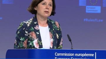 UE zabrała głos ws. ustawy medialnej