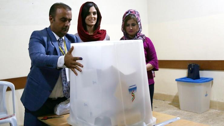 Referendum w Kurdystanie zakończone. Wysoka frekwencja i brak incydentów