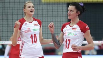 Liga Narodów siatkarek: Polska – Belgia. Relacja i wynik na żywo