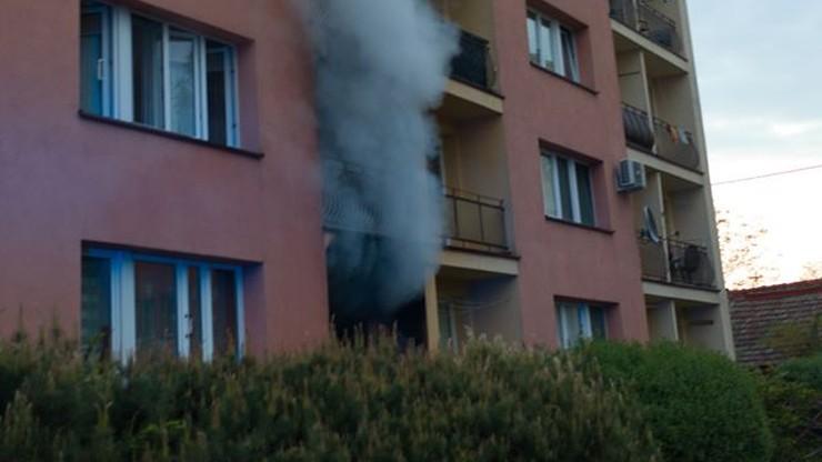 Trzecia ofiara pożaru w bloku w Małopolsce. Zmarła 5-letnia dziewczynka