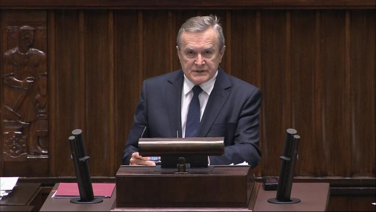 Kluby opozycji poprą wniosek o odwołanie ministra Glińskiego