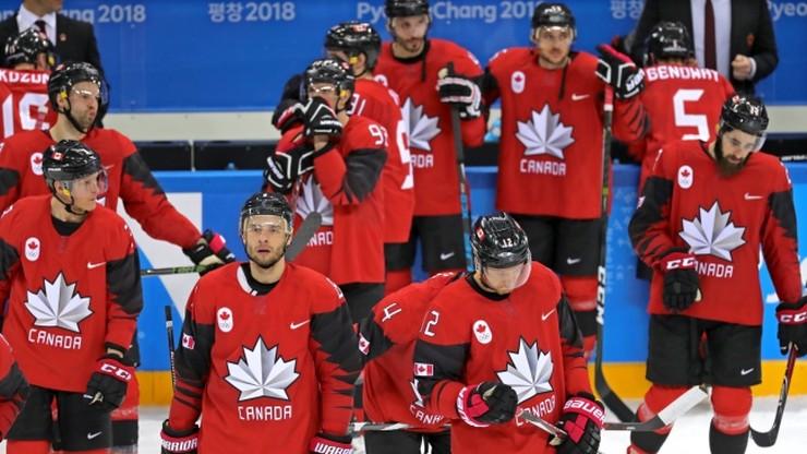 Pjongczang 2018: Kanadyjska seria porażek w grach zespołowych