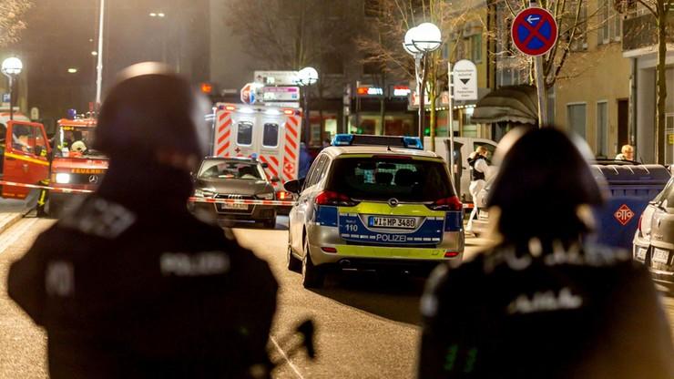Morderca z Hanau miał należeć do skrajnej prawicy. Zostawił list i nagranie wideo