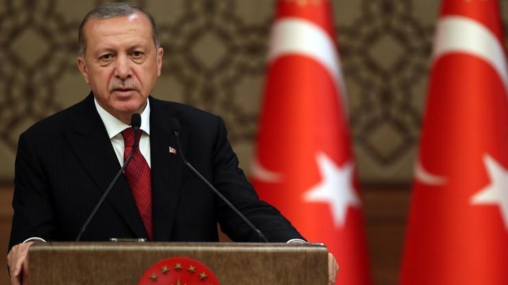 Erdogan: Arabia Saudyjska musi dowieść, że dziennikarz opuścił konsulat