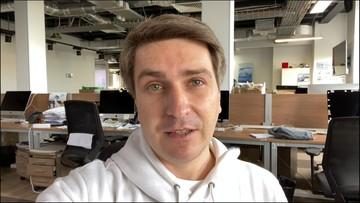 Dziennikarz przyjął rosyjską szczepionkę na koronawirusa. Opowiada o efektach
