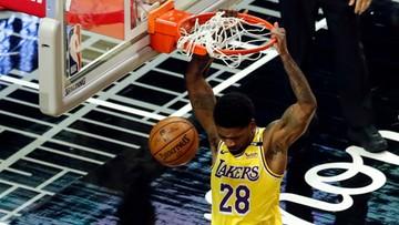 NBA: Kłopoty broniących tytułu Lakers