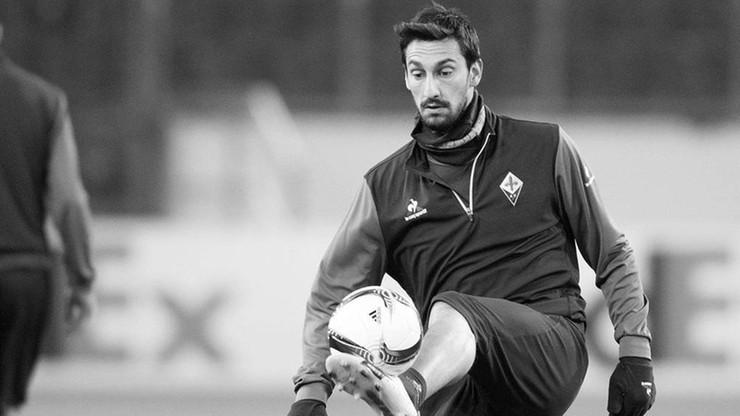 Wszystkie mecze Serie A odwołane po śmierci Astoriego