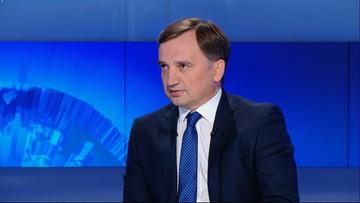 """Ziobro krytykuje decyzję Piontkowskiego. """"Nie stać nas na tak samobójcze gole"""""""