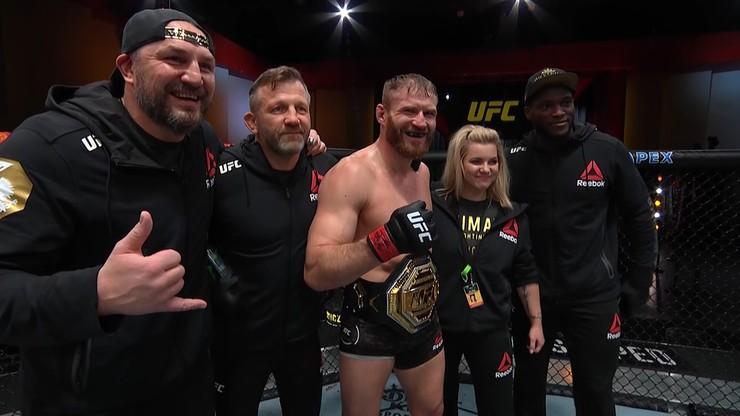 UFC 259: Błachowicz - Adesanya. Skrót walki (WIDEO)