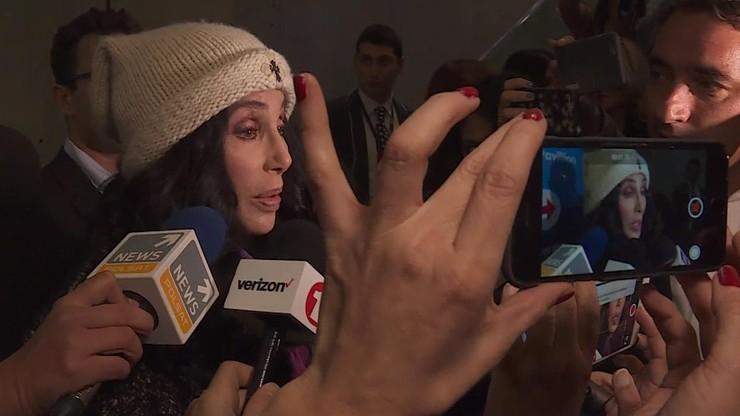 Cher: Trump jest jak Brexit