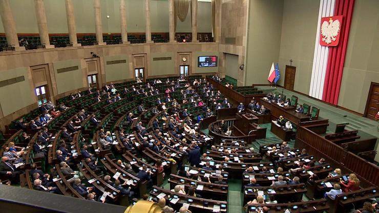 Sejm zajmie się m.in. wnioskami o odwołanie szefów KPRM, MSWiA i MAP