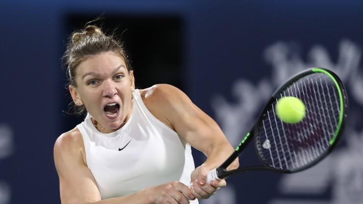 WTA w Dausze: Simona Halep nie wystąpi w imprezie
